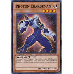 Photon Chargeman LVAL-EN007 - YuGiOh Legacy Of The Valiant Common