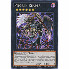 Pilgrim Reaper DUEA-EN099 - Common Duelist Alliance Card