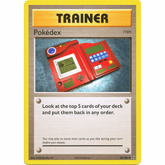 Poked EX 82/108 Uncommon - Pokemon XY Evolutions Single Card