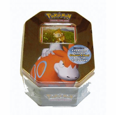 Pokemon 2007 Chimchar Deluxe Collectors Tin