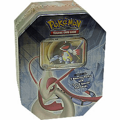 Pokemon 2008 EX Classic Armaldo Deluxe Collectors Card Tin