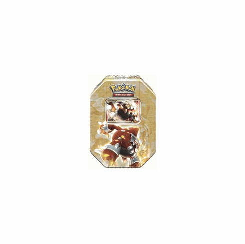 Pokemon 2008 Holiday Collector Series 2 Level-Up Heatran Tin