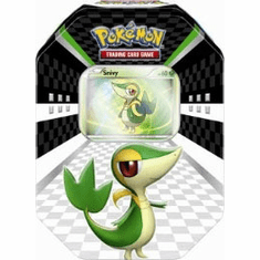 Pokemon 2011 Trading Card Game Black & White Spring Sneak Peek Snivy Collector Tin