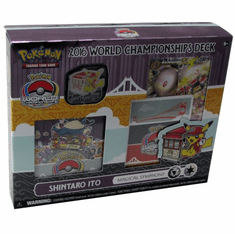 Pokemon 2016 World Championships Magical Symphony (Shintaro Ito) Deck