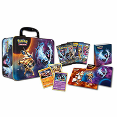 Pokemon 2018 Collector's Chest Tin