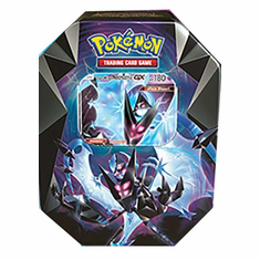 Pokemon 2018 Spring Tin Dawn Wings Necrozma GX Tin