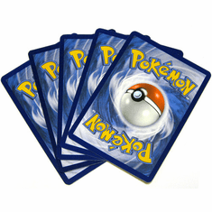 Pokemon 5-Card Custom Foil Lot