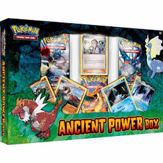 Pokemon Ancient Power Box