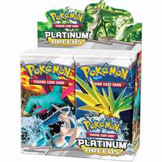 Pokemon Arceus Complete Box (36 Booster Packs)