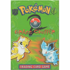 Pokemon Base Set 2 'Grass Chopper' Deck