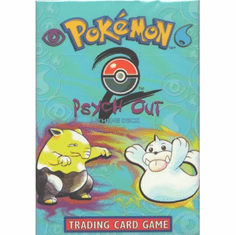 Pokemon Base Set 2 'Psych Out' Theme Deck