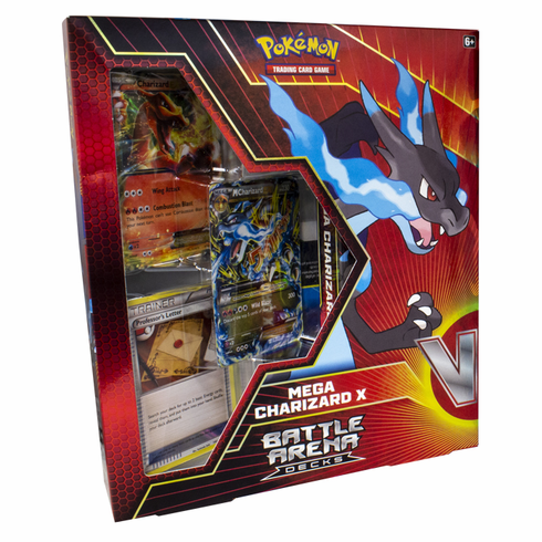 Pokemon - Battle Arena Decks: Mega Charizard X