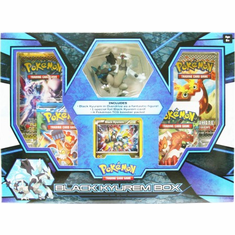 Pokemon Black Kyurem Overdrive Box