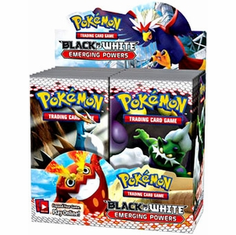 Pokemon Black & White 2: Emerging Powers Booster Box
