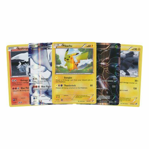 Pokemon Black & White (Base Set) Complete Card Set [115 Cards]