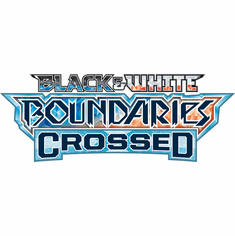 Pokemon Black & White Boundaries Crossed Complete Set