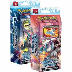 Pokemon Black & White Boundaries Crossed Theme Deck Set