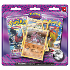 Pokemon Black & White Dark Explorers 2-Pack Blister Pack (2 Packs)