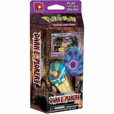 Pokemon Black & White Dark Explorers Cofagrigus Theme Deck