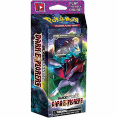 Pokemon Black & White Dark Explorers Zoroark Theme Deck