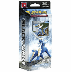 Pokemon Black & White Deck Blue Assault Samurott