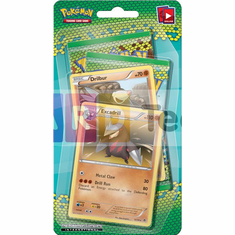Pokemon Black & White Dragons Exalted Blister Pack