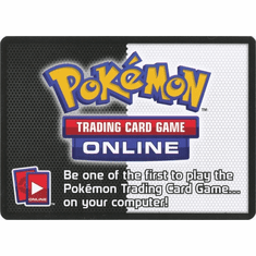 Pokemon Black & White Exclusive Booster Pack Redemption Code