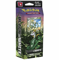 Pokemon Black & White Green Tornado Serperior Theme Deck