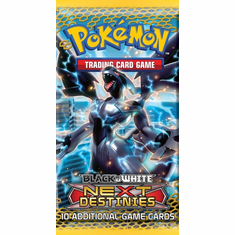 Pokemon Black & White Next Destinies Booster Pack
