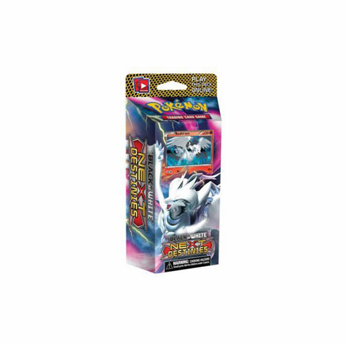 Pokemon Black & White Next Destinies Reshiram Theme Deck