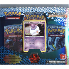 Pokemon Black & White Noble Victories Blister Pack