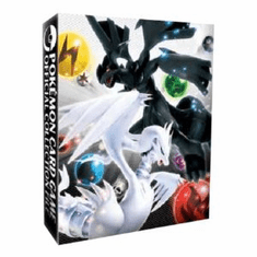 Pokemon Black & White Official Collection Card Binder - Japanese