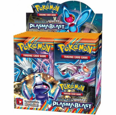 Pokemon Black & White Plasma Blast Booster Box