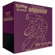 Pokemon Black & White Plasma Blast Elite Trainer Box