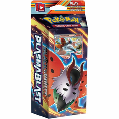 Pokemon Black & White Plasma Blast Solar Strike Volcarona Theme Deck