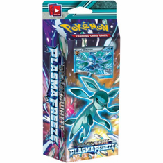 Pokemon Black & White Plasma Freeze Glaceon Theme Deck