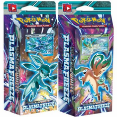 Pokemon Black & White Plasma Freeze Theme Deck Set