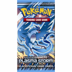 Pokemon Black & White Plasma Storm Booster Pack