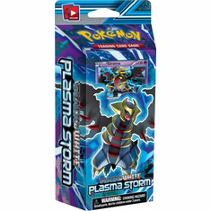 Pokemon Black & White Plasma Storm Plasma Shadow Giratina Theme Deck