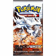 Pokemon Black & White Series 1 Booster Pack