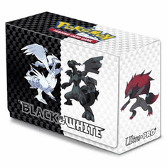 Pokemon Black & White Side Loading Deck Box