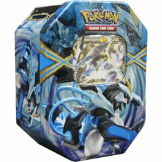 Pokemon Black & White Spring 2013 Legendary Tin - Black Kyurem EX