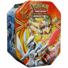 Pokemon Black & White Spring 2013 Legendary Tin - White Kyurem EX