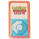 Pokemon Boulder Badge - Pewter City