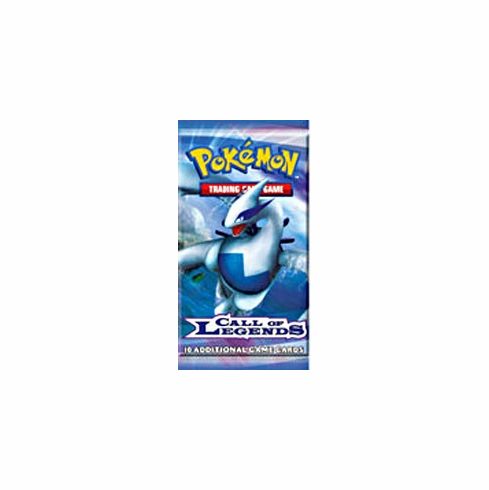 Pokemon Call Of Legends Booster Pack (10 Cards Per Pack)