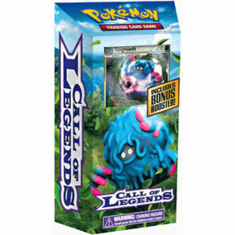 Pokemon Call of Legends Recon Tangrowth Theme Deck