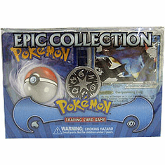 Pokemon Card EX Epic Collection Decks