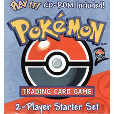 Pokemon Card Game 2 Player Base Set 2 Starter Set