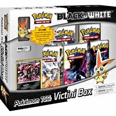 Pokemon Card Game Black & White Special Edition Victini Box