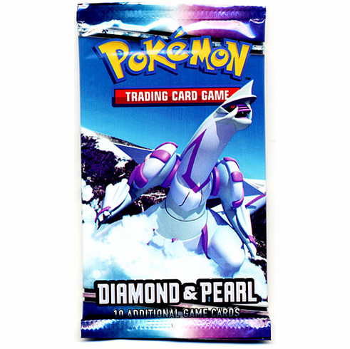 Pokemon Card Game Diamond & Pearl Booster Pack